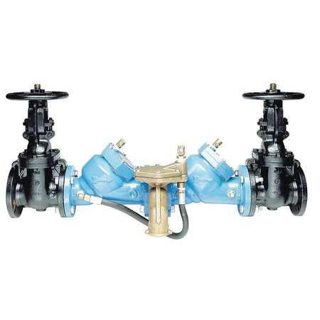 WATTS 4 LF909-DNRS Reduced Pressure Zone Backflow