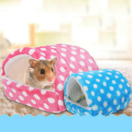 Chinchilla Hedgehog Guinea Pig Bed Accessories Cage Toys Bearded Dragon House Hamster Supplies Habitat Ferret Rat