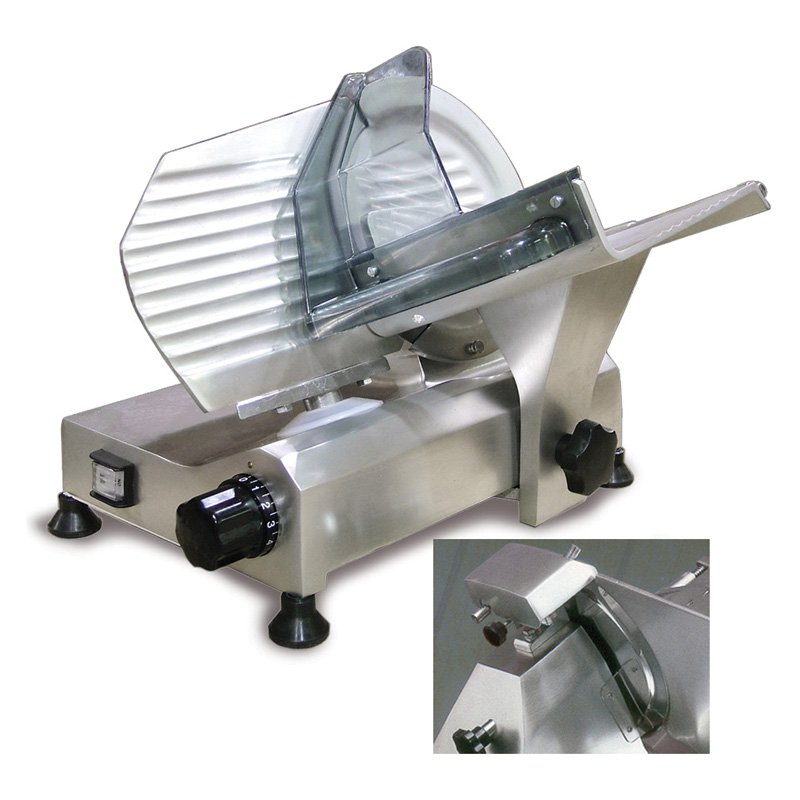 Omcan 195S 8 in. Commercial Food Slicer