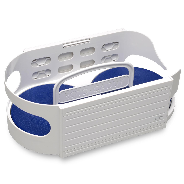 sterline medium roto caddy for home organization, kitchen caddy