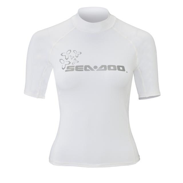 Sea Doo BRP SeaDoo Ladies' Short Sleeve 6 oz Lightweight ...