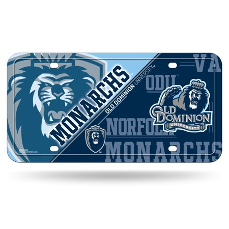 Old Dominion Monarchs NCAA 12x6 Auto Metal License Plate Tag CAR TRUCK