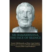 Sri Ramakrishna, the Face of Silence (Hardcover)