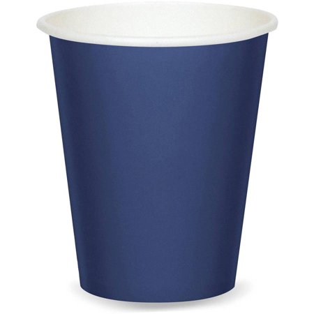 9 Oz Paper Cups (Navy 9 oz Paper Cups)