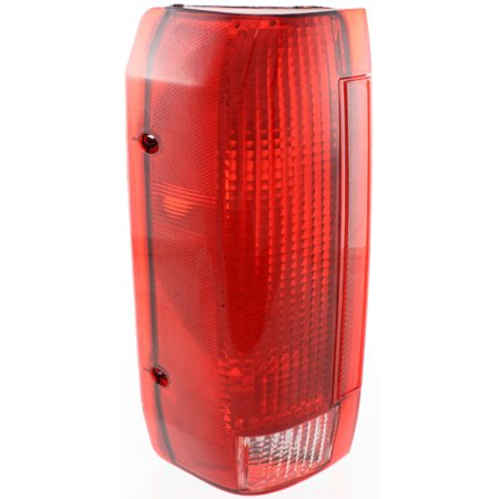 For Ford F150 / F250 / F350 Tail Light Unit 1989-1998 Driver Side Styleside Type For FO2800106   E9TZ 13405 C