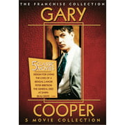 The Gary Cooper Collection (DVD) by UNIVERSAL HOME ENTERTAINMENT