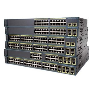 Cisco - WS-C2960 48TC-L - Cisco Catalyst 2960-48TC Ethernet Switch - 48 Ports - Manageable - 2 x Expansion Slots -