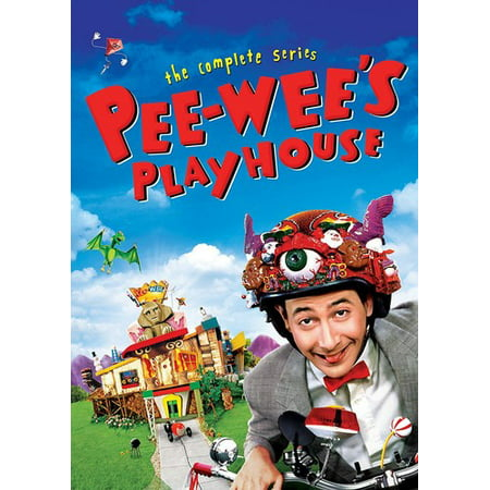 Pee Wee's Playhouse: Complete Collection (DVD)