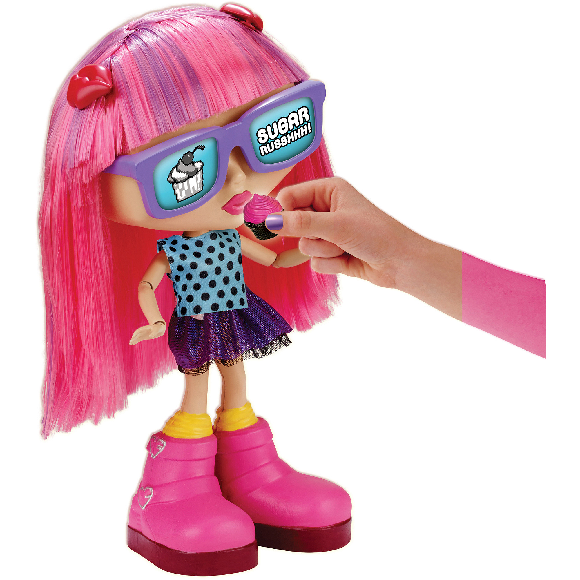 Chatsters  Interactive Doll