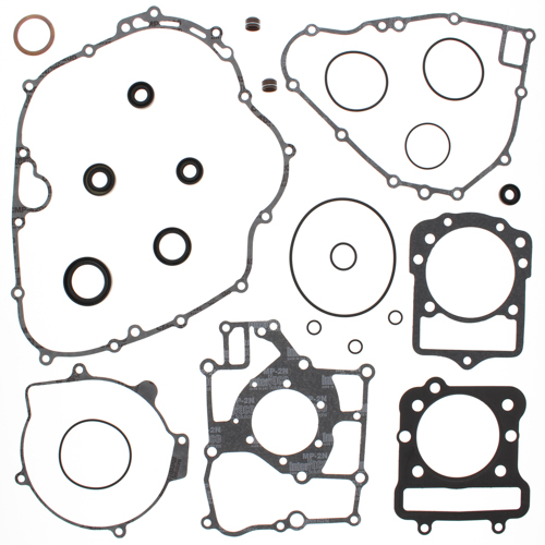db electrical 811805 complete gasket kit with oil seals