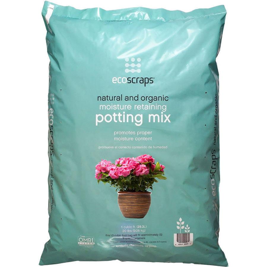 Image of Ecoscraps Natural and Organic Moist Potting Mix