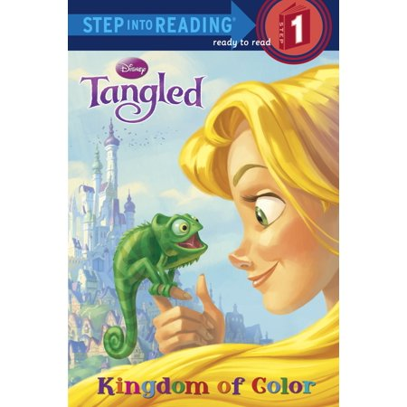 Kingdom of Color (Disney Tangled)