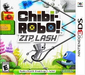 Chibi-Robo! Zip Lash, Nintendo, Nintendo 3DS, 045496743222