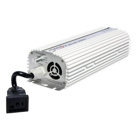 Quantum QT600 600 Watt HPS & MH Dimmable Digital Grow Light Lamp (Best Grow Ballast 2019)