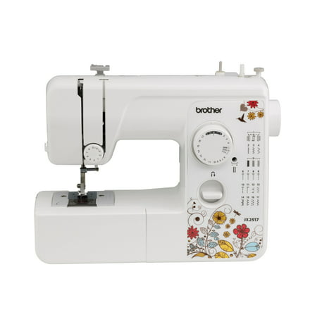Brother 40 Stitch Sewing Machine JX2540 Walmart Custom How To Thread A Sewing Machine Brother
