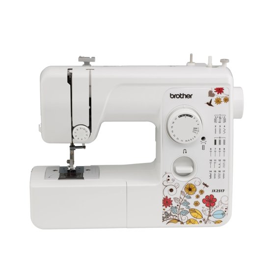 Brother 40 Stitch Sewing Machine JX2540 Walmart Fascinating Omega Stitch Art Sewing Machine