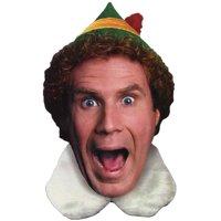 American Greetings Elf: Funny Die Cut Christmas Card