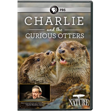 NATURE: Charlie And The Curious Otters (DVD)