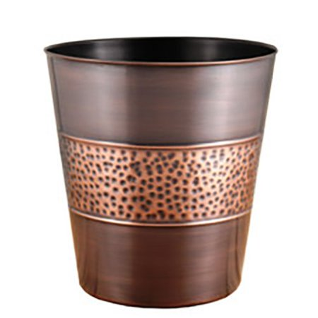 Fashion Home 300522 3 gal. Round Wastebasket