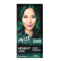 Splat Midnight Bold Hair Color, No Bleach Semi Permanent Hair Dye