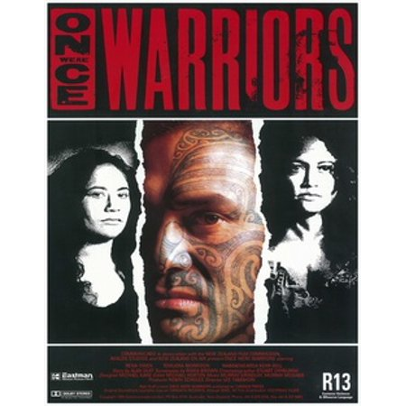 Once Were Warriors (Blu-ray) (Roger Joseph Manning Jr Solid State Warrior)
