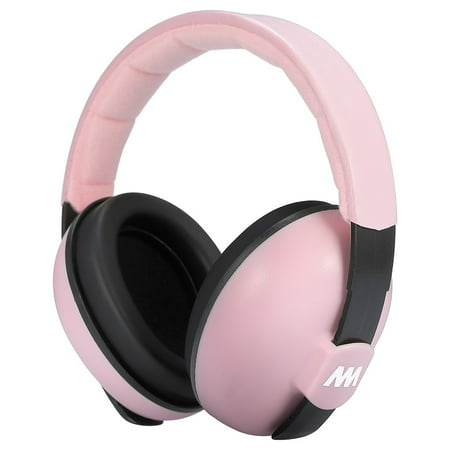 Baby Ear Protection Noise Cancelling Headphones for Babies and Toddlers - Mumba Baby Earmuffs - Ages 3-24+ Months - for Sleeping, Studying, Airplane, Concerts, Movie, Theater, (Ear Drops For 3 Month Old Baby)