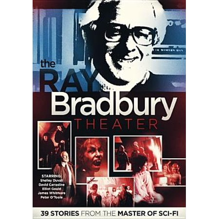 The Ray Bradbury Theater: Volume 2 (DVD) - Ray Bradbury Halloween