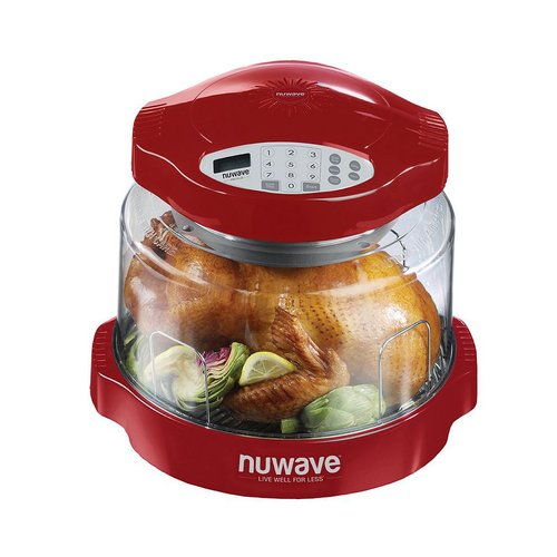 NuWave 20634 Oven Pro Plus, Red