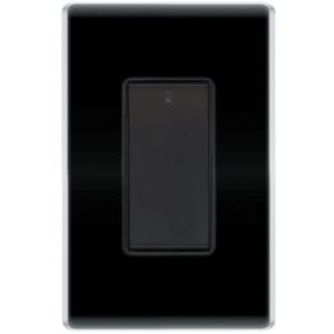 In-Wall Multi-Location 3-Way Controller, Black