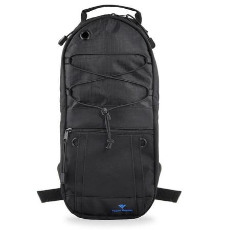 Vaunn Medical Oxygen Cylinder Tank Backpack Bag with Adjustable Straps M6/M9 Cylinders ()