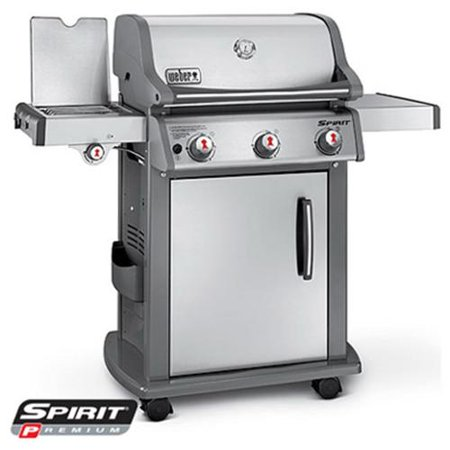 Weber 47700401 Spirit SP-320 Natural Gas Grill - Walmart.com