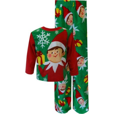 Christmas is Coming Elf on the Shelf Fleece Holiday Toddler - Elf On Shelf Outfits