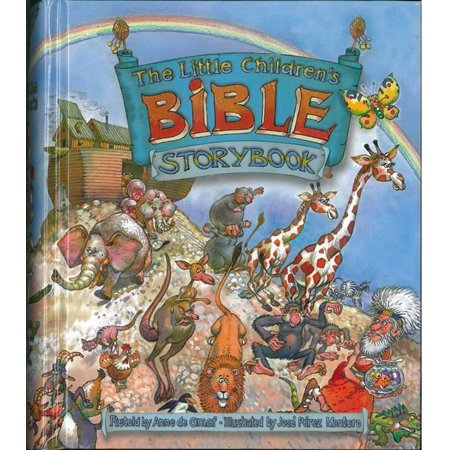 The Little Children's Bible Storybook (Good Children's Halloween Stories)
