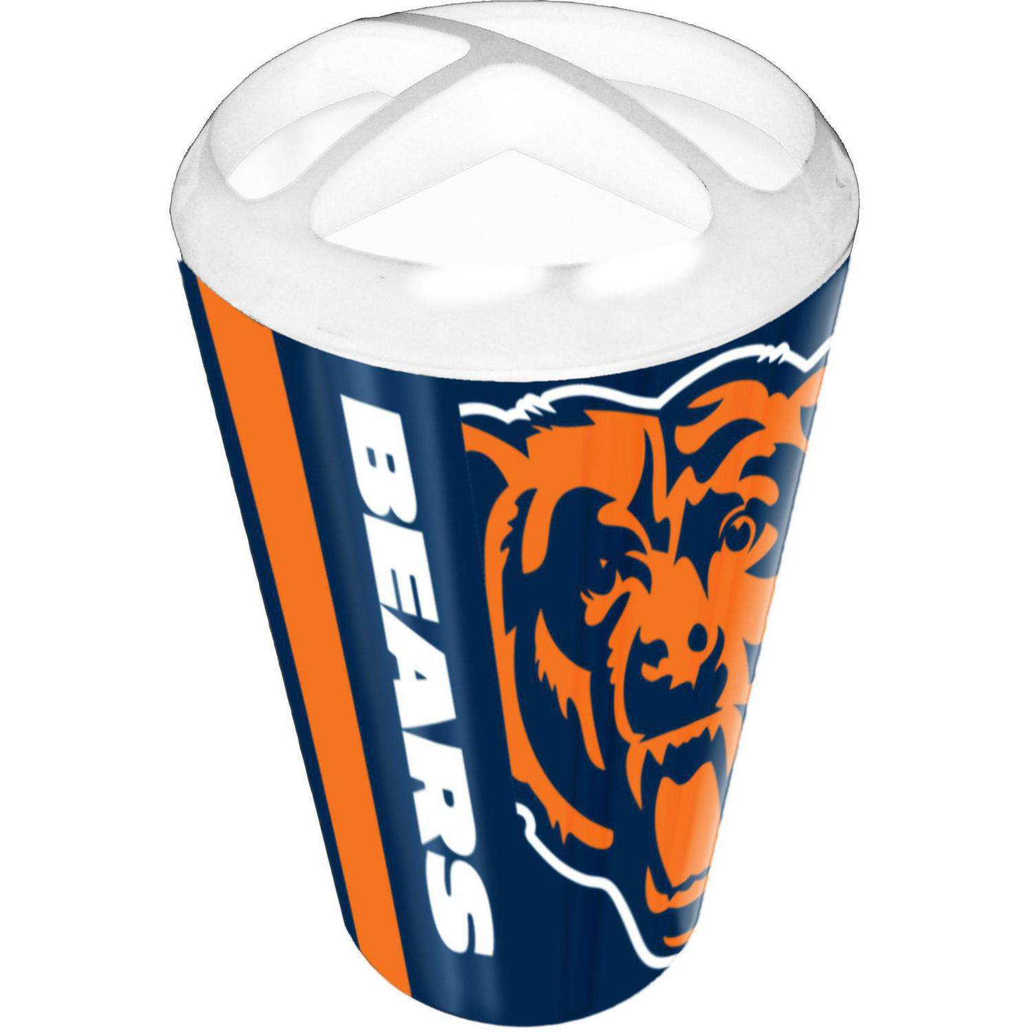 NFL Chicago Bears Decorative Bath Collection Toothbrush Holder