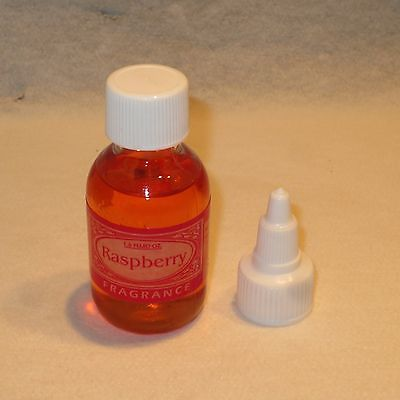 LTD 1.6oz Liquid Scent for All Vacuum Bags, Bagless Filters Raspberry