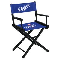 Los Angeles Dodgers Table-Height Directors Chair - No Size