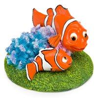"Penn-Plax Disney Finding Nemo Aquarium Ornaments - Nemo & Marlin (6"" Tall)"