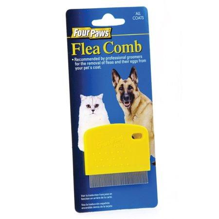 Four Paws Plastic Flea Dog Comb (Four Paws Flea Comb)