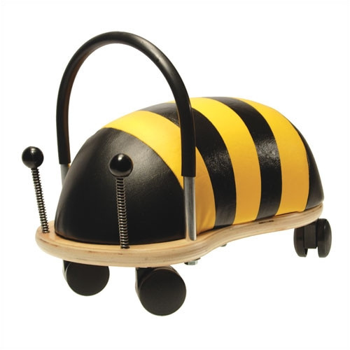 Prince Lionheart Wheely Bug Bee Push Scoot Ride-On by Prince Lionheart
