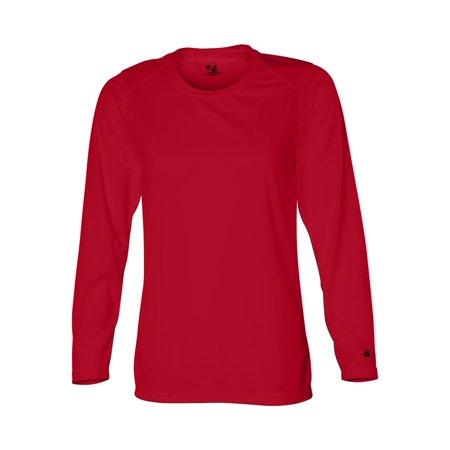 4c117bf39 4164 Badger T-Shirts - Long Sleeve B-Core Women's Long Sleeve T-Shirt