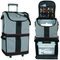 "ArtBin Tote Express 17.50"" x 13"" x 30.50"" & Rolls on Double Skate Wheels"