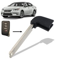 Emergency Smart Insert Remote Key Fob Blade Uncut Replacement For Lexus GS350 69515-30380,HYQ14FBA