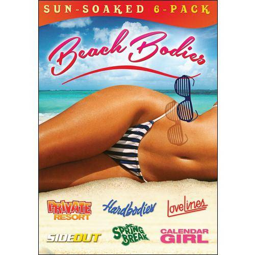 Beach Bodies: Sun-Soaked 6-Pack (Widescreen)