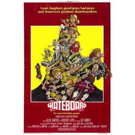 Skateboard Poster - Skateboard POSTER Movie (27x40)