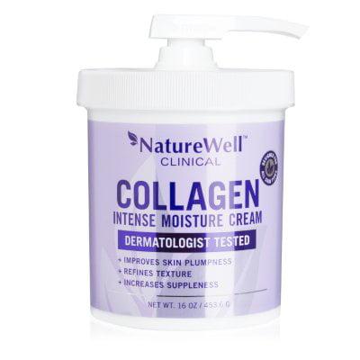 Naturewell Clinical Collagen Intense Moisture Cream (16 oz.)