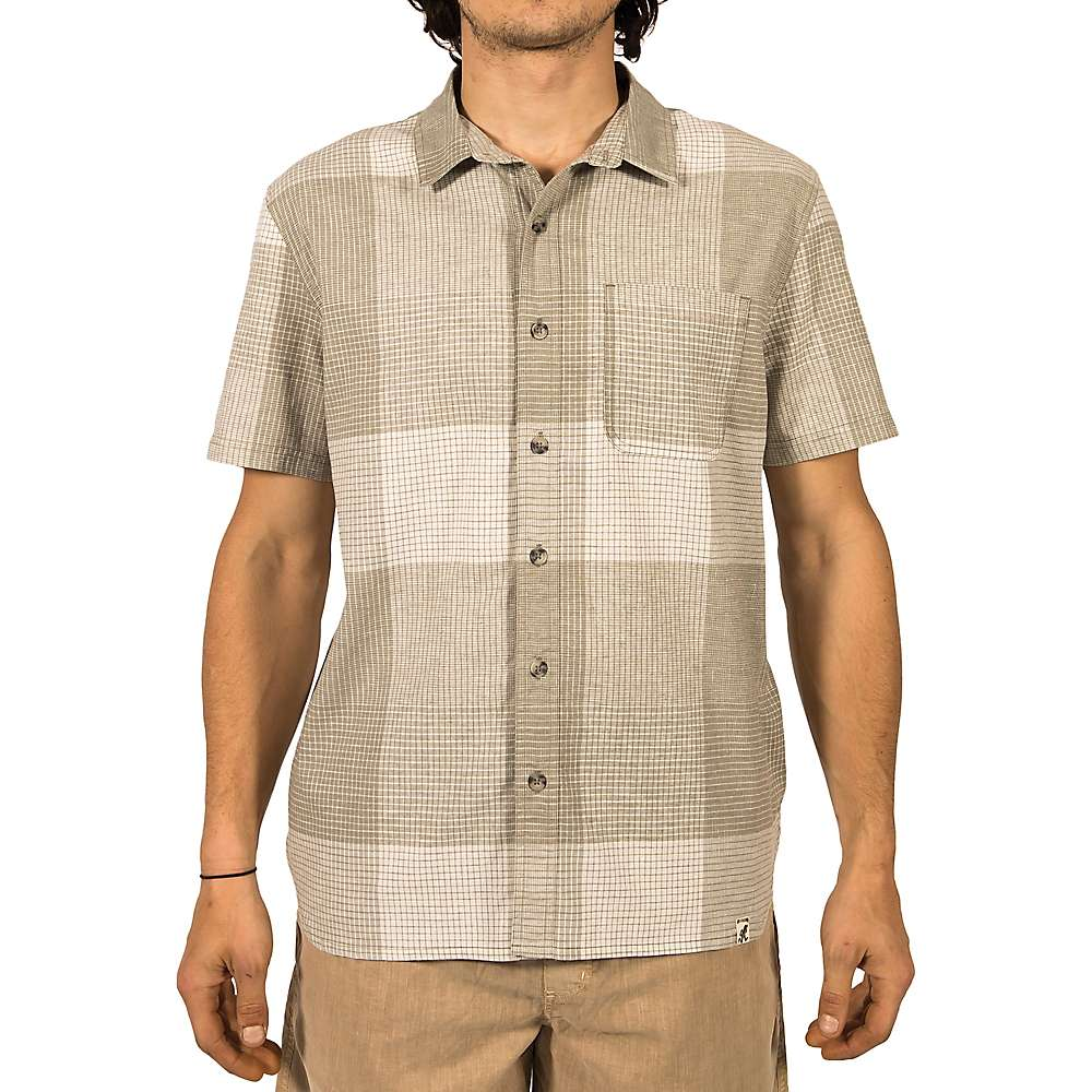 Gramicci Men's Sunset Plaid SS Shirt