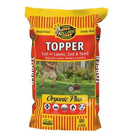 1.5CUFT Sod Topper (Best Fertilizer For New Sod)