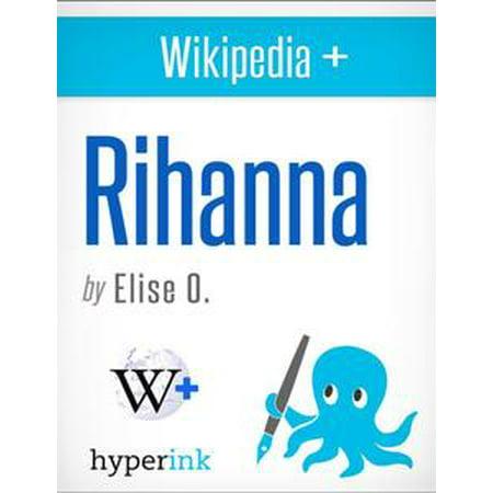 Rihanna: A Biography - eBook - Rihanna A Halloween