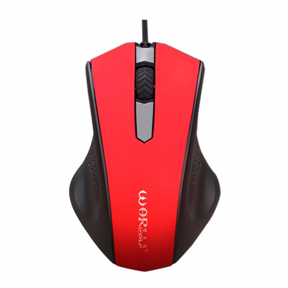 DZT1968 1600DPI 3D Buttons USB Wired Gaming Game Mouse Mice For PC Laptop