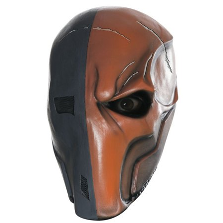 Halloween DC Comics Deathstroke Adult 3/4 Mask